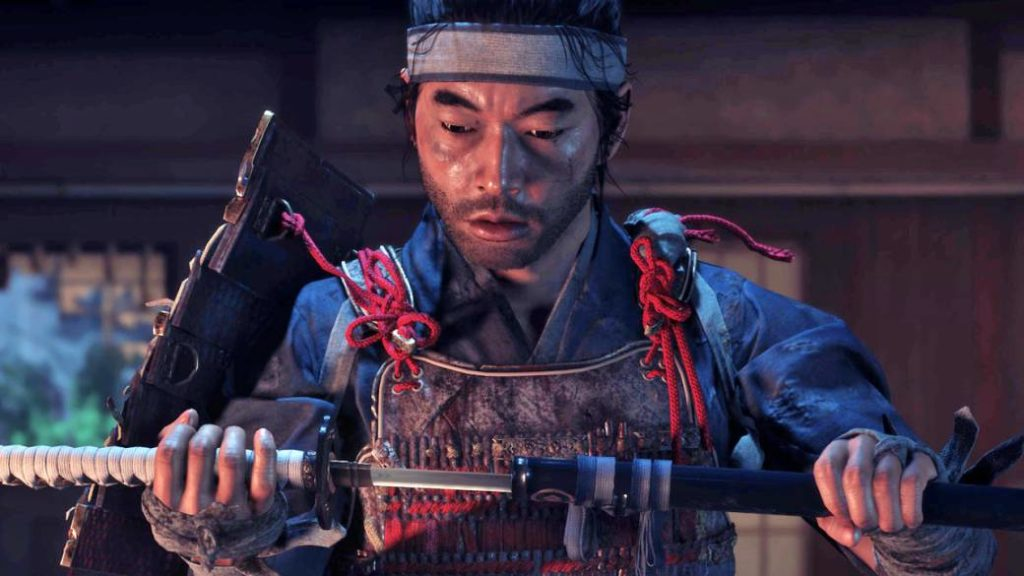 """Find Your Own Katana – Lessons From """"Ghost OfTsushima"""""""